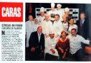 Revista Caras – Estrelas do Fogão Concurso de Talentos