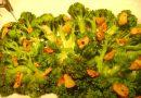 Salada de Brócoli com Flor de Sal ao Azeite e Alho