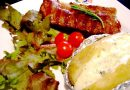 Bife de Chorizo à Moda Argentina