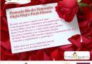 Parabéns ao casal ganhador da Promoção dos Namorados Chefachef e Fresh Flowers!