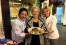 Chef Rosilene Campolina prepara receita premiada GNT Restaurante Dona Lucinha/BH