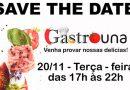 SAVE THE DATE Gastrouna