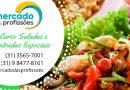 Curso Saladas e entradas Especiais