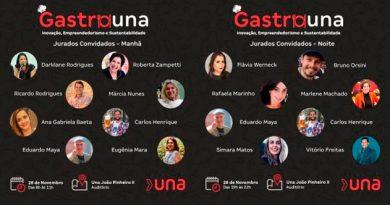 GASTROUNA 2020 – 29 DE NOVEMBRO 2019