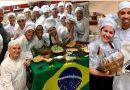 É assim o clima da nossa aula de Cozinha Brasileira na Una!