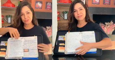 Cadernos de receitas são combinação clássica entre sabor e saudade