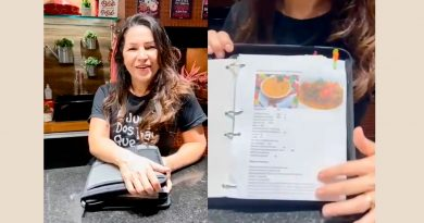 Territórios Gastronômicos – Cadernos de Receitas – história divertida da Canjiquinha com Costelinha!