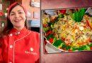 Receita para a Semana Santa: salada de bacalhau flambado na cachaça